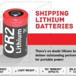 ebay(イーベイ)リチウムバッテリー電池の発送対処英文とは?