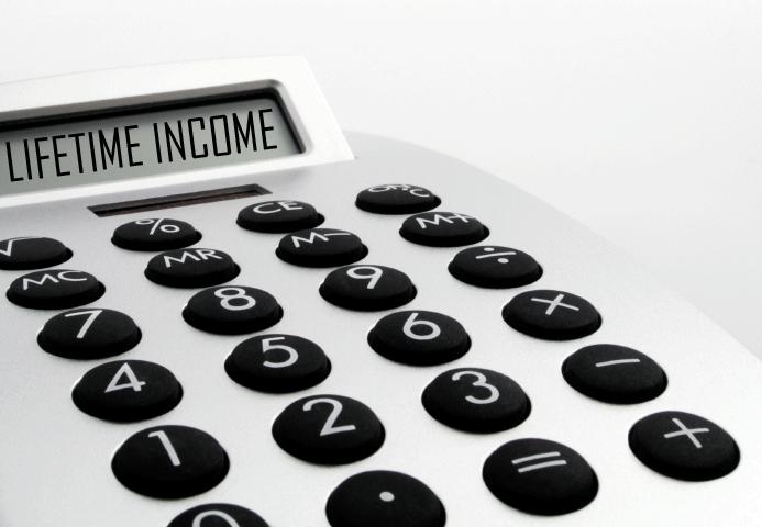 生涯給料(年収)の計算方法は?老後に必要なお金は3000万円